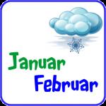 Kalender-Januar