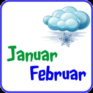 Teichkalender-Januar