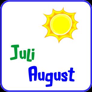 Teichkalender f r juli und august verdunstung for Miniteich komplettset