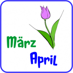 Teichkalender März April