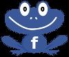 Miniteich-Frosch-facebook