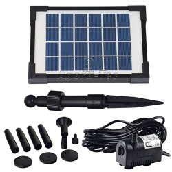 Agora-Tec Solarpumpe