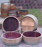 Günstiges Weinfass
