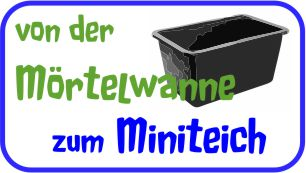 Mörtelwanne Button